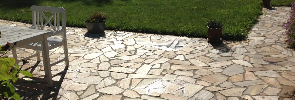 Belægning Holbæk, Odsherred, sten mønstre